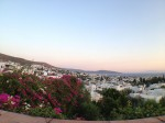 Bodrum, Turkey Rooftop View