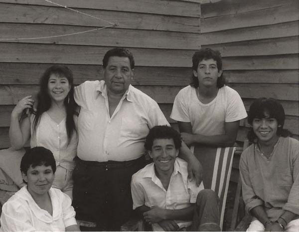Love in the Time of Pinochet/ Victor and His Family